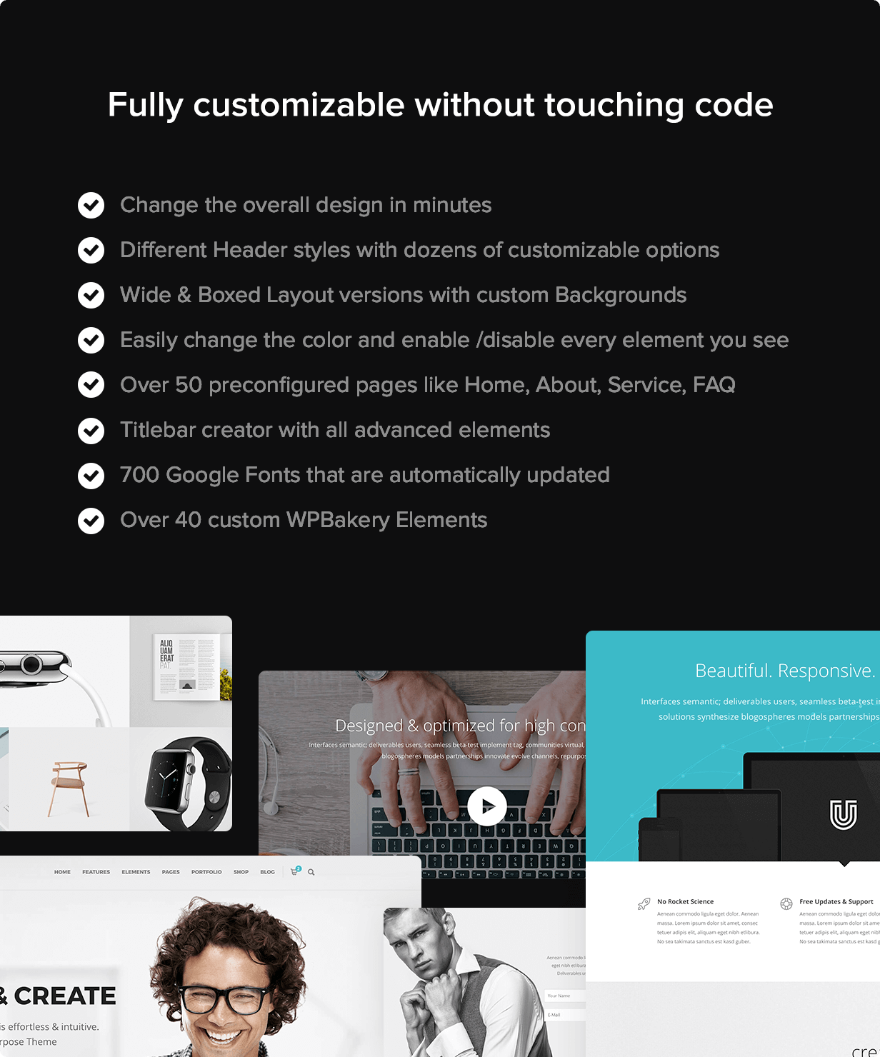 Unicon | Design-Driven Multipurpose Theme - 18
