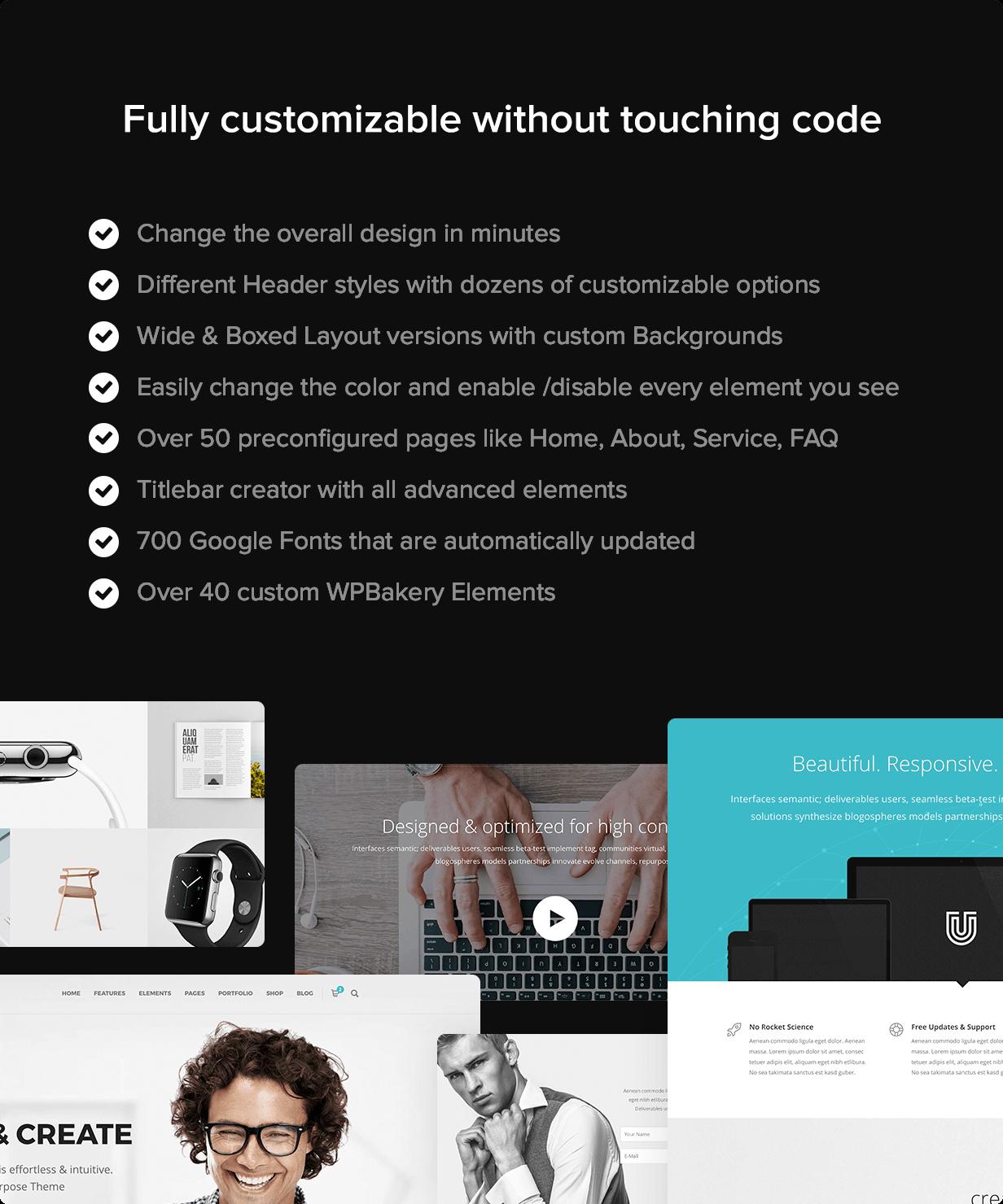 Unicon | Design-Driven Multipurpose Theme - 18