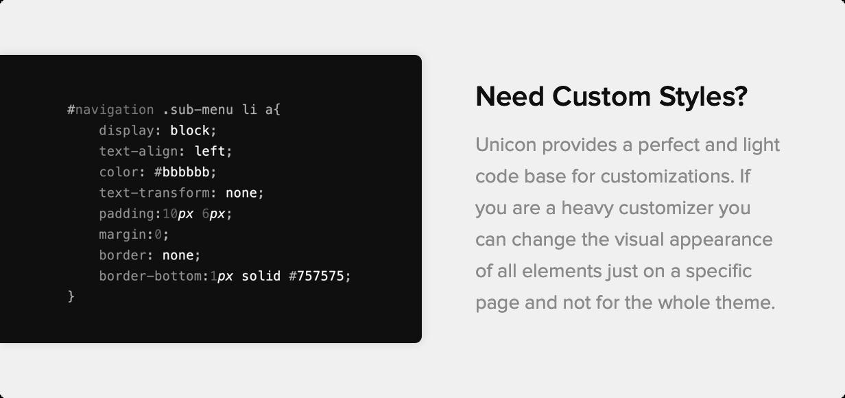 Unicon | Design-Driven Multipurpose Theme - 31