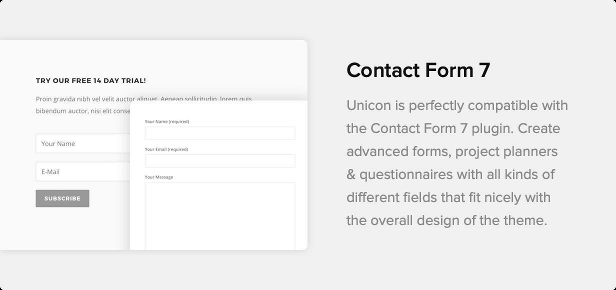 Unicon | Design-Driven Multipurpose Theme - 22