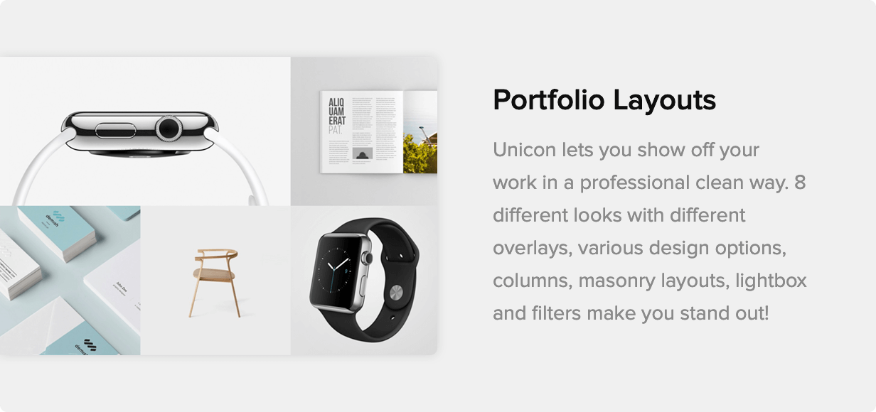 Unicon | Design-Driven Multipurpose Theme - 25