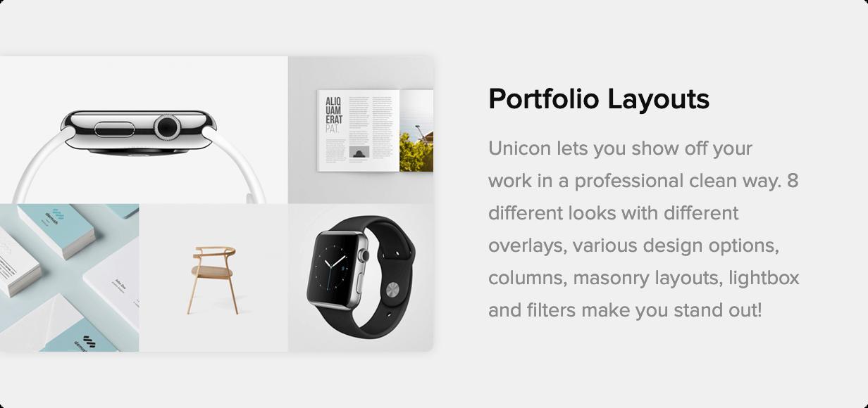 Unicon | Design-Driven Multipurpose Theme - 25