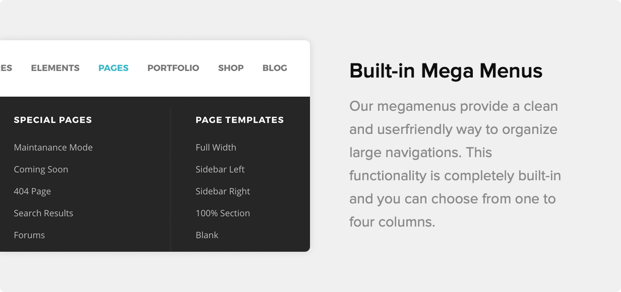 Unicon | Design-Driven Multipurpose Theme - 13