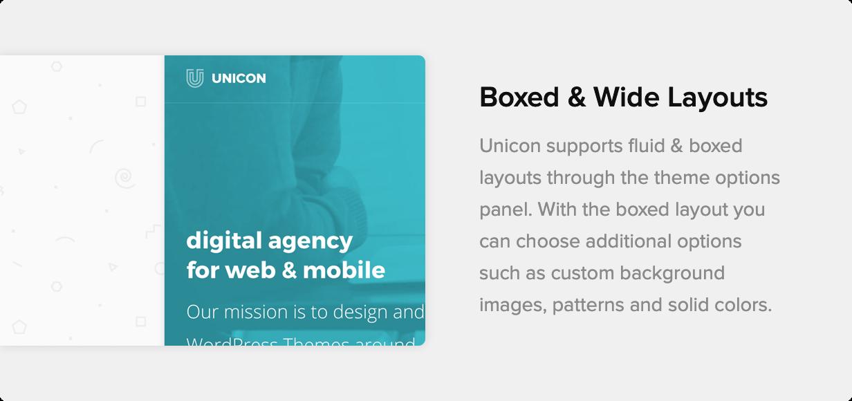 Unicon | Design-Driven Multipurpose Theme - 14