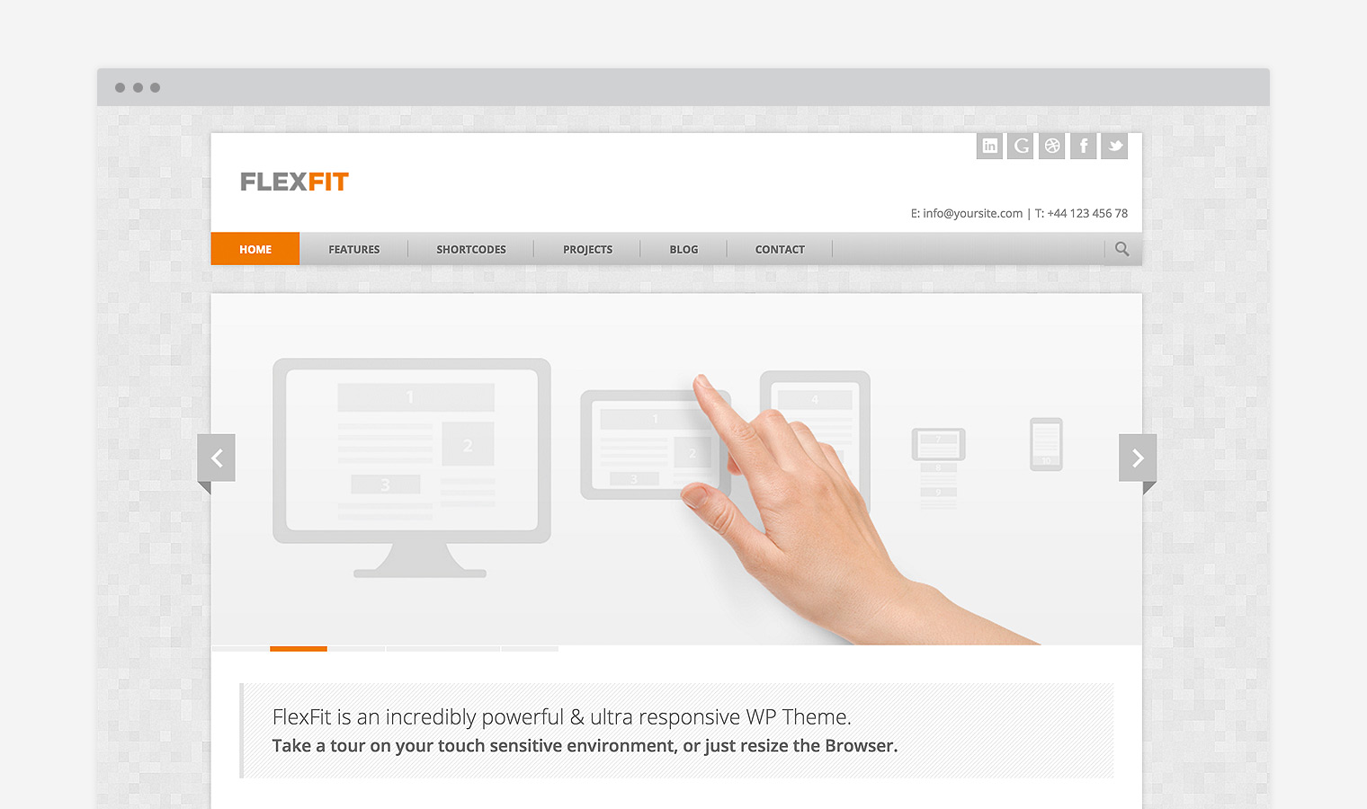 wordpress-theme-flexfit