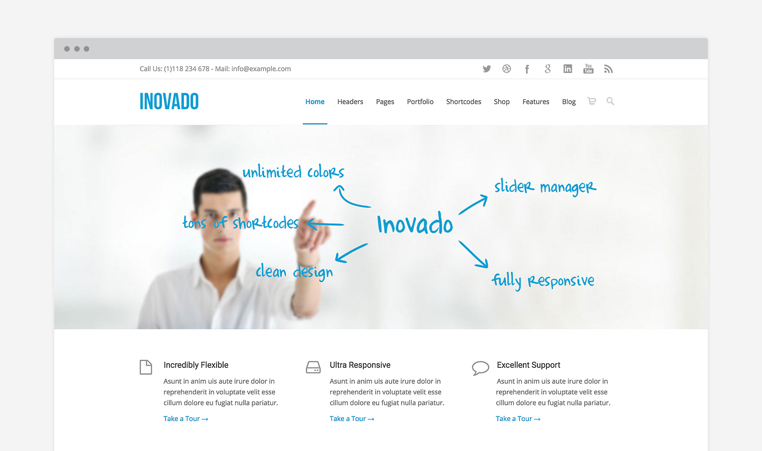wordpress-theme-inovado