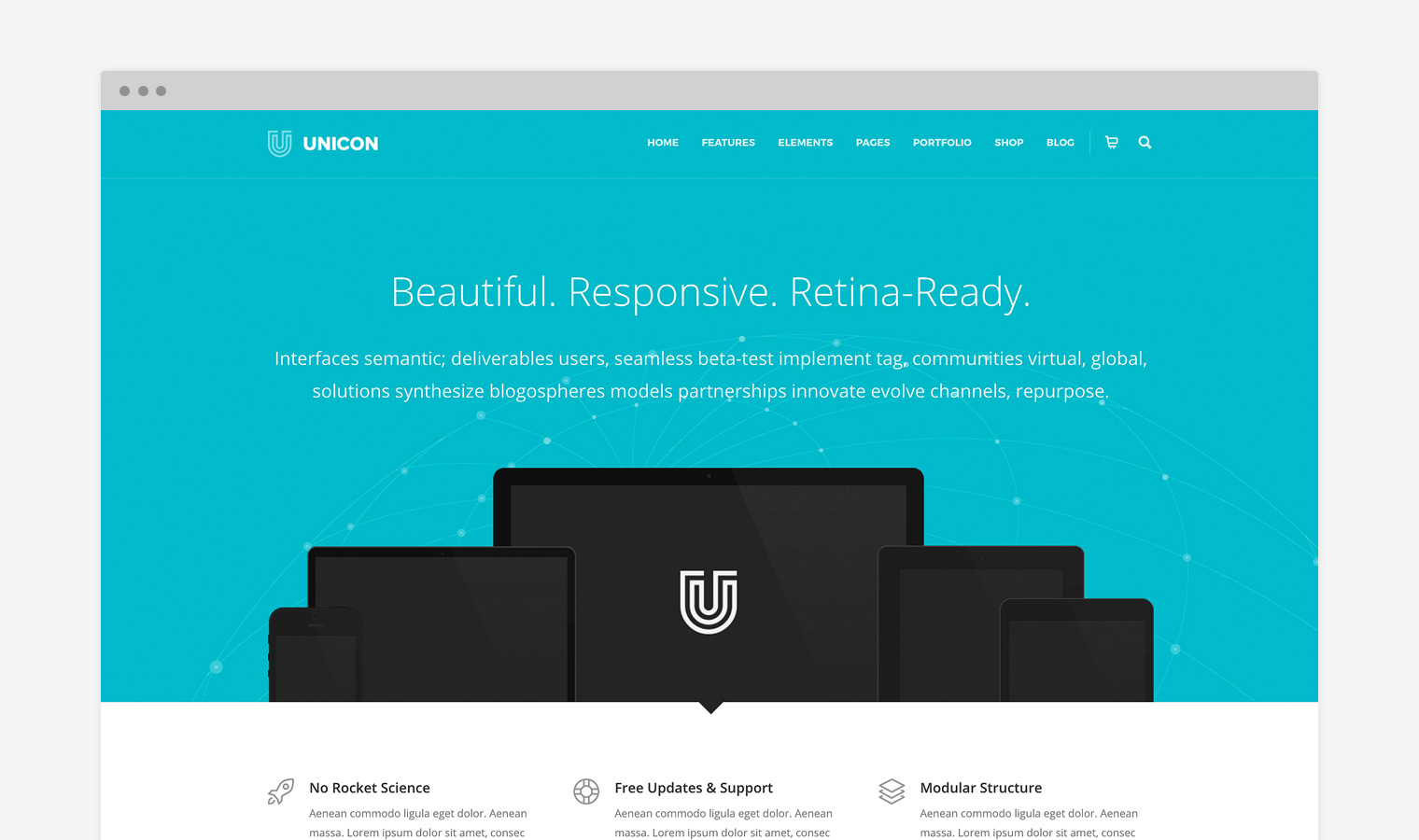 wordpress-theme-unicon
